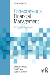 Entrepreneurial Financial Management by Jeffrey R. Cornwall