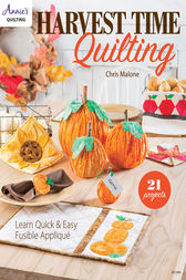 Harvesttime Quilting by Chris Malone