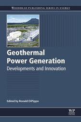 Geothermal Power Generation by Ron DiPippo