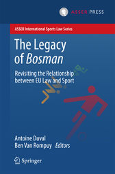 The Legacy of Bosman by Antoine Duval