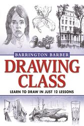 Drawing Class by Barrington Barber