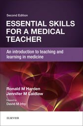 Essential Skills for a Medical Teacher by Ronald M Harden