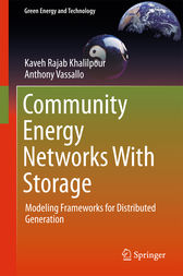 Community Energy Networks With Storage by Kaveh Rajab Khalilpour