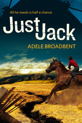 Just Jack by Adele Broadbent