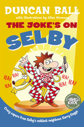 The Joke's on Selby by Duncan Ball