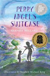 Perry Angel's Suitcase by Glenda Millard