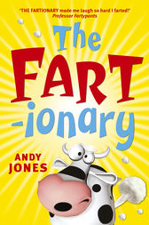 The Fartionary by Andy Jones