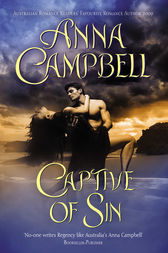 Captive of Sin by Anna Campbell