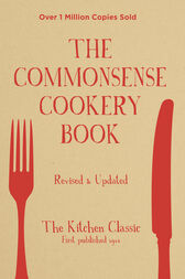 Commonsense Cookery Book 1 by Home Econ Institute of Aust (NSW Div)