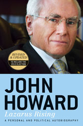Lazarus Rising (Revised Edition) by John Howard