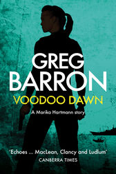 Voodoo Dawn (an e-only short story) by Greg Barron