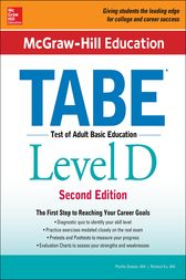 McGraw-Hill Education TABE Level D, Second Edition by Phyllis Dutwin