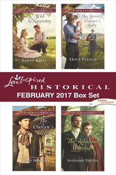 Love Inspired Historical February 2017 Box Set: An Anthology