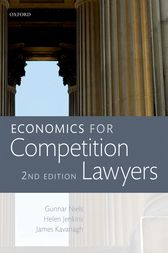 Economics for Competition Lawyers by Gunnar Niels