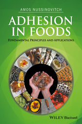 Adhesion in Foods by Amos Nussinovitch