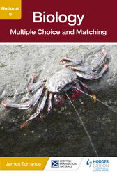 National 5 Biology: Multiple Choice and Matching by Clare Marsh