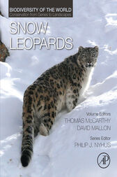 Snow Leopards by Philip J. Nyhus