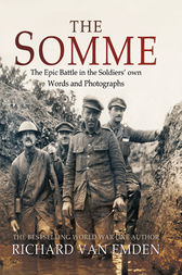 The Somme by Richard Van Emden