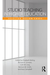 Studio Teaching in Higher Education: Selected Design Cases