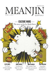 Meanjin Vol 75, No 2 by unknown