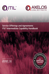 Service Offerings and Agreements ITIL Intermediate Capability Handbook by itSMF UK