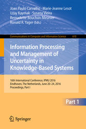 Information Processing and Management of Uncertainty in Knowledge-Based Systems by Joao Paulo Carvalho