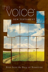 The Voice Bible, New Testament, eBook by Ecclesia Bible Society