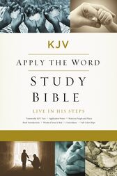 KJV, Apply the Word Study Bible, Ebook, Red Letter Edition by Thomas Nelson