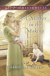 A Mother In The Making (Mills & Boon Love Inspired Historical) by Gabrielle Meyer
