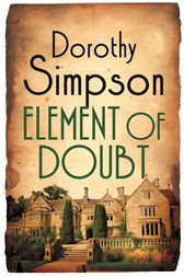 Element Of Doubt by Dorothy Simpson