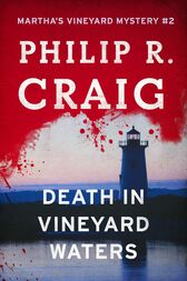 Death in Vineyard Waters by Philip Craig