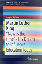 Martin Luther King by Angela Herbert