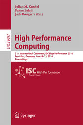 High Performance Computing by Julian M. Kunkel
