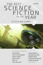 The Best Science Fiction of the Year Volume 1 by Neil Clarke