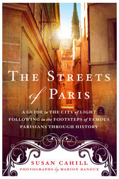 The Streets of Paris by Susan Cahill