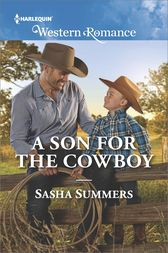 A Son for the Cowboy by Sasha Summers