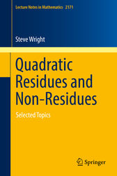 Quadratic Residues and Non-Residues by Steve Wright
