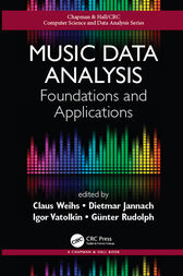 Music Data Analysis by Claus Weihs