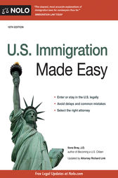 U.S. Immigration Made Easy by Ilona Bray
