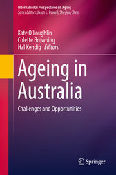 Ageing in Australia by Kate O'Loughlin