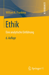 Ethik by William K. Frankena