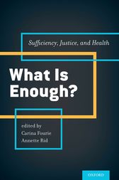 What is Enough? by Carina Fourie