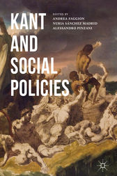 Kant and Social Policies by Andrea Faggion