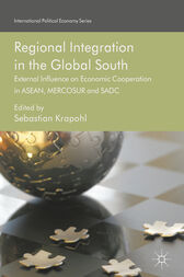 Regional Integration in the Global South by Sebastian Krapohl