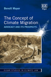 The Concept of Climate Migration by Benoît Mayer