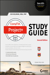 CompTIA Project+ Study Guide by Kim Heldman