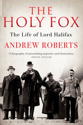 The Holy Fox by Andrew Roberts