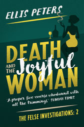 Death and the Joyful Woman by Ellis Peters