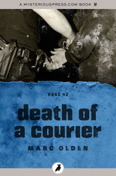 Death of a Courier by Marc Olden