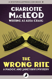 The Wrong Rite by Charlotte MacLeod